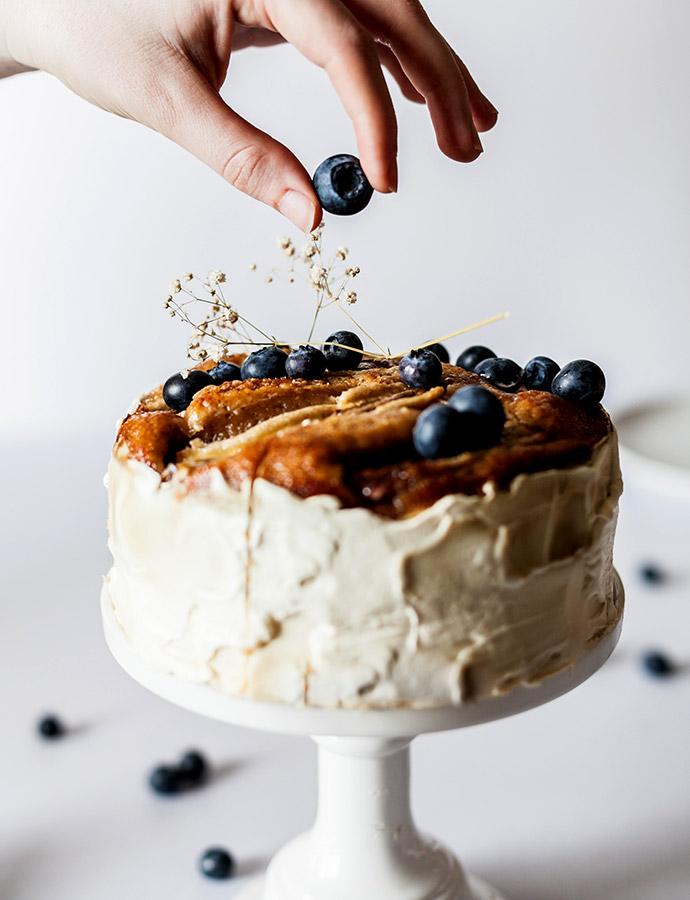 WEGAŃSKIE CYTRYNOWE KRUCHE CIASTECZKA…czyli zdrowa słodycz bez mleka, jajek i bez cukru