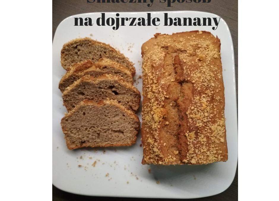 Chlebek bananowy- idealny dla małego dziecka
