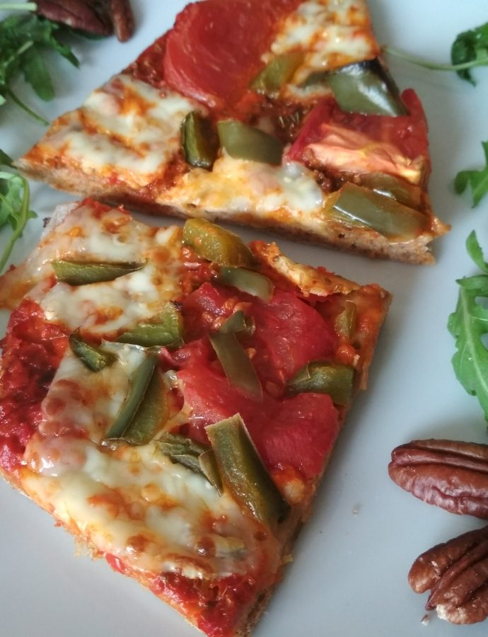 Najlepsza pizza w mieście w wersji fit