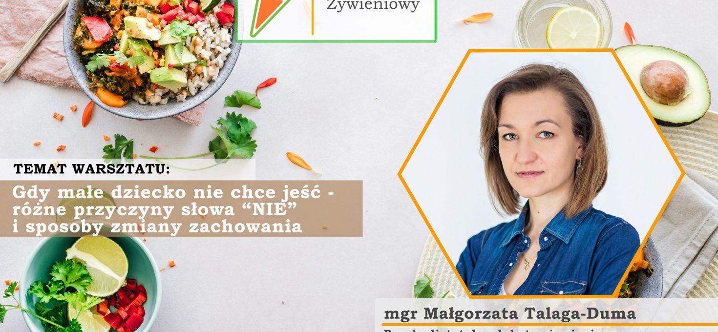 I Kongres pediatryczno-żywieniowy- zapraszam na wykład