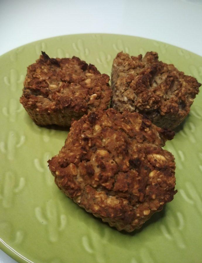 Strączki na słodko czyli pyszne muffinki z białej fasoli (wersja wege i na dietach eliminacyjnych)