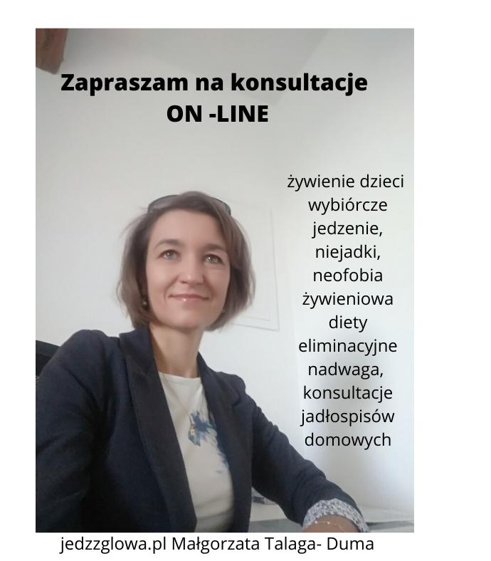 KONSULTACJE ON LINE